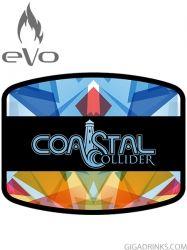 Coastal Collider 10ml / 6mg - никотинова течност Evo