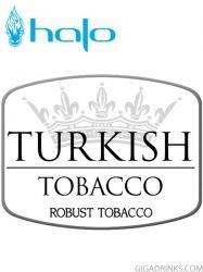 Turkish 10ml / 12mg - никотинова течност Halo