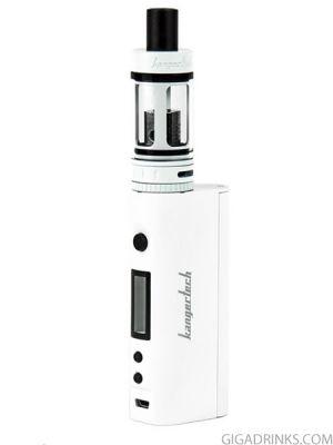 Kanger Subox Kit White - стар модел заменен от Kanger Tobox