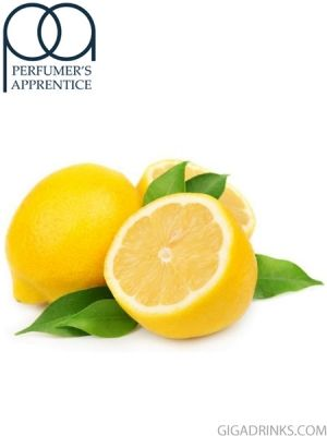 Lemon 10ml - аромат за никотинова течност The Perfumers Apprentice