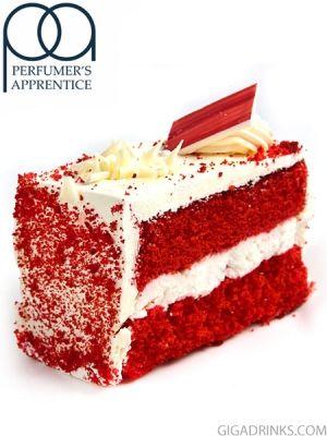 Red Velvet Cake 10ml - аромат за никотинова течност The Perfumers Apprentice
