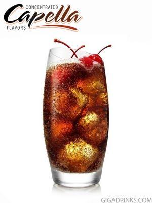 Cherry Cola 10ml - концентриран аромат от Capella Flavors USA