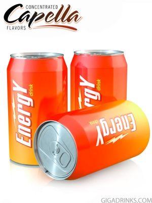 Energy 10ml - концентриран аромат от Capella Flavors USA