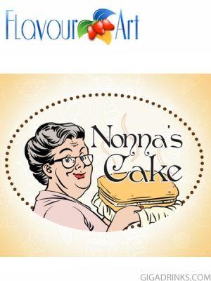 Nonna's Cake - Концентрат за ароматизиране 10ml.