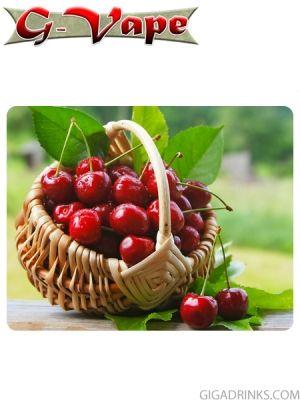 Cherry (Ruby) 10ml / 6mg - никотинова течност G-Vape