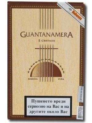 Guantanamera Cristales