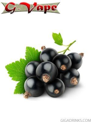 Blackcurrant 10ml - концентриран аромат за овкусяване от G-Vape