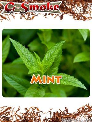 Mint 20ml - G-Smoke ароматизатор за тютюневи листа и тютюн за наргиле