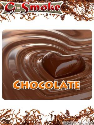 Chocolate 20ml - G-Smoke ароматизатор за тютюневи листа и тютюн за наргиле