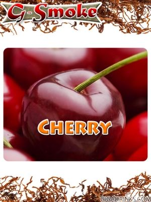 Cherry 20ml - G-Smoke ароматизатор за тютюневи листа и тютюн за наргиле