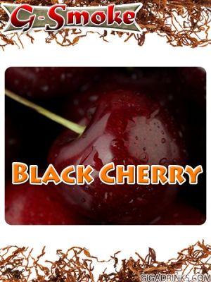 Black Cherry 20ml - G-Smoke ароматизатор за тютюневи листа и тютюн за наргиле