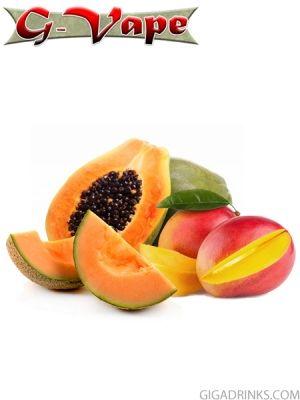 Mega Melon 10ml / 18mg - никотинова течност G-Vape
