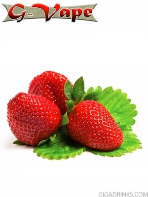 Strawberry (Red Diamond) 10ml / 18mg - G-Vape e-liquid