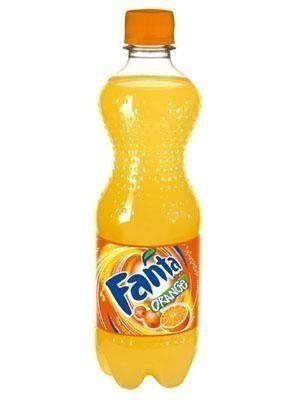 Фанта Портокал 0.5л