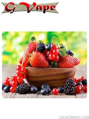Forest Fruits (Forest Mix) 10ml / 6mg - никотинова течност G-Vape