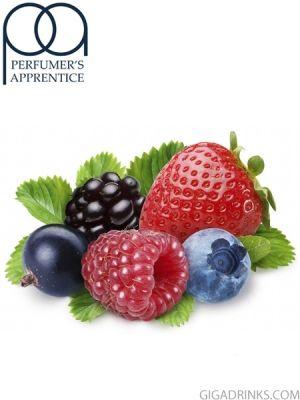 Berry Mix - аромат за никотинова течност The Perfumers Apprentice 10мл