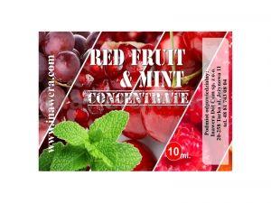 Inawera Red fruit & Mint 10ml - aромат за никотинова течност