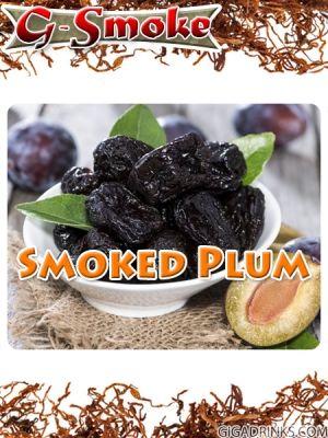 Smoked Plum 20ml - G-Smoke ароматизатор за тютюневи листа и тютюн за наргиле