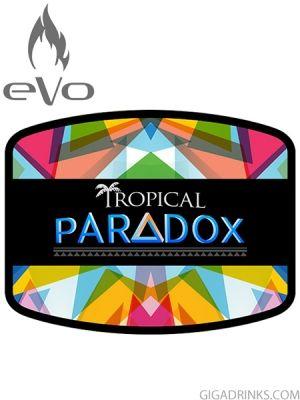 Tropical Paradox 10ml / 12mg - никотинова течност Evo