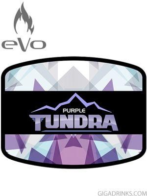 Purple Tundra 10ml / 3mg - никотинова течност Evo