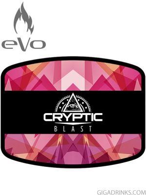 Cryptic Blast 10ml / 12mg - никотинова течност Evo