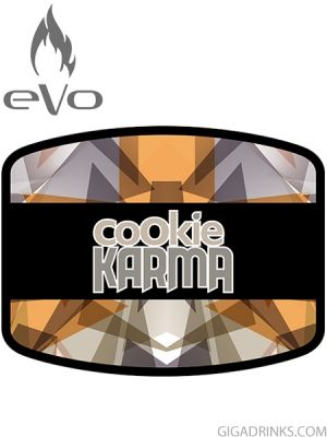 Coockie Carma 10ml / 3mg - никотинова течност Evo