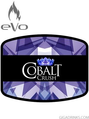 Cobalt Crush 10ml / 3mg - никотинова течност Evo