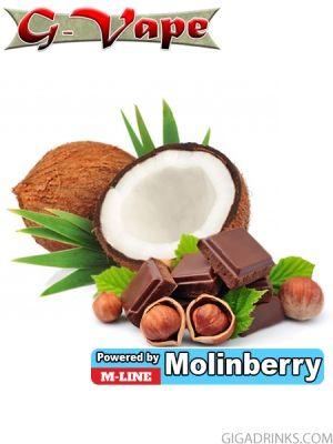 Bounty 10ml - концентриран аромат за овкусяване от Molinberry / G-Vape