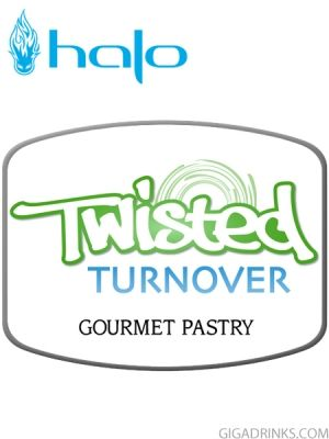 Twisted Turnover 10ml / 6mg - никотинова течност Halo