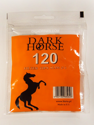 Dark Horse Slim (6mm)