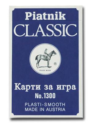 Карти за игра Piatnik