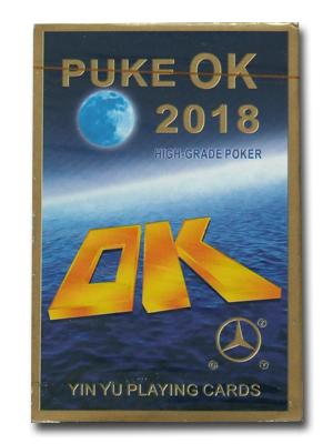 Карти за игра OK