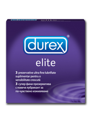 Durex Elite/ Feel Intimate