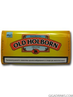 Old Holborne Yellow 40гр.