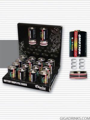 Кутийка батерия