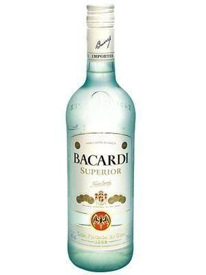 Бакарди бял сух 1л