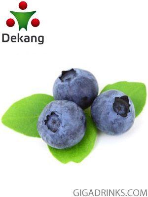 Blueberry - никотинова течност за ел.цигари Dekang