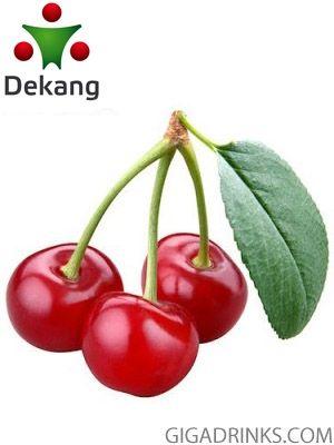 Cherry - никотинова течност за ел.цигари Dekang