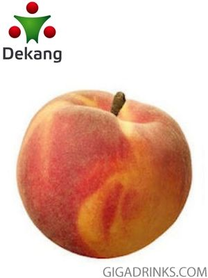 Peach - никотинова течност за ел.цигари Dekang
