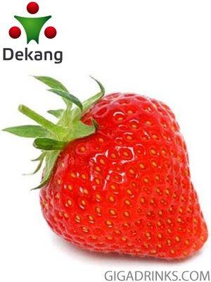 Strawberry - никотинова течност за ел.цигари Dekang