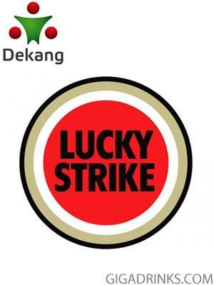 Lucky strike - никотинова течност за ел.цигари Dekang
