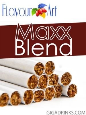 Maxx-Blend 10m / 18mg - никотинова течност за електронни цигари Flavour Art