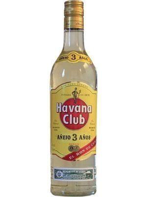 Хавана Клуб 3г златен 0.7л