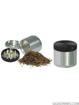Гриндер метален с контейнер