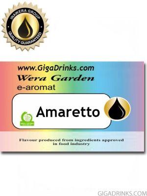 Amaretto 7мл - aромат за никотинова течност Inawera Wera Garden