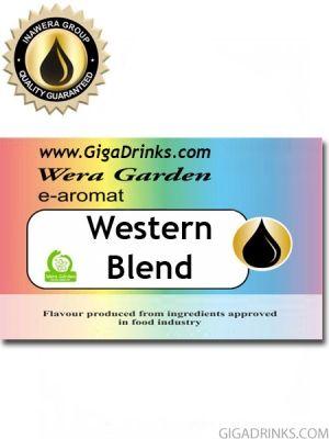 Western Blend 10мл - aромат за никотинова течност Inawera Wera Garden