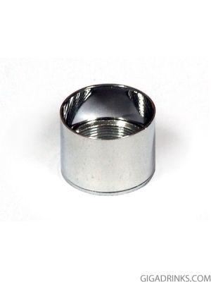 Декоративна капачка за картомайзери Type B Silver