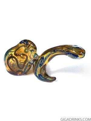 Стъклена лула American glass
