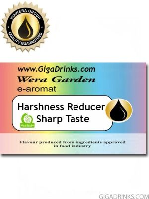 Harshness Reducer Sharp Taste 7мл - aромат за никотинова течност Inawera Wera Garden