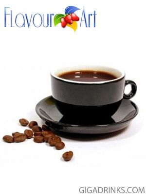 Coffee Espresso 10ml / 18mg - никотинова течност за електронни цигари Flavour Art